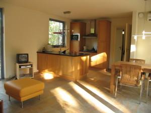 Foto van de keuken van PrimaPlek is alle gemakken voorzien